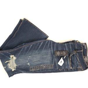 American Eagle Artist Flare Women's Jeans 16 reg